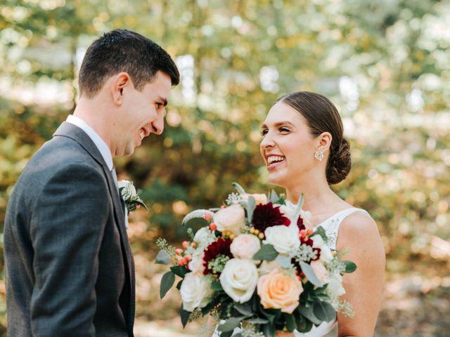 Dave and Ashley's Wedding in Scranton, Pennsylvania 81