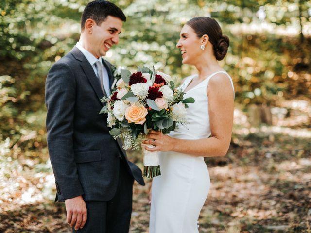 Dave and Ashley's Wedding in Scranton, Pennsylvania 82