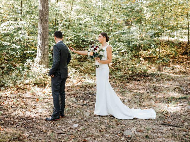 Dave and Ashley's Wedding in Scranton, Pennsylvania 85