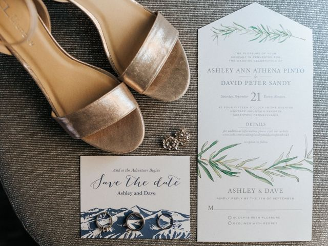 Dave and Ashley's Wedding in Scranton, Pennsylvania 101