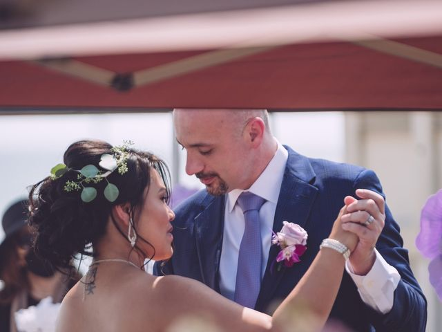 Brian and Jenny's Wedding in Union City, California 18