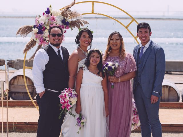 Brian and Jenny's Wedding in Union City, California 19