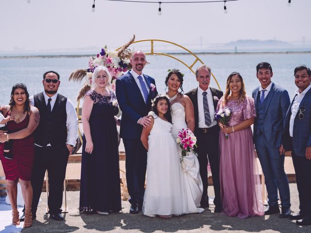 Brian and Jenny's Wedding in Union City, California 2