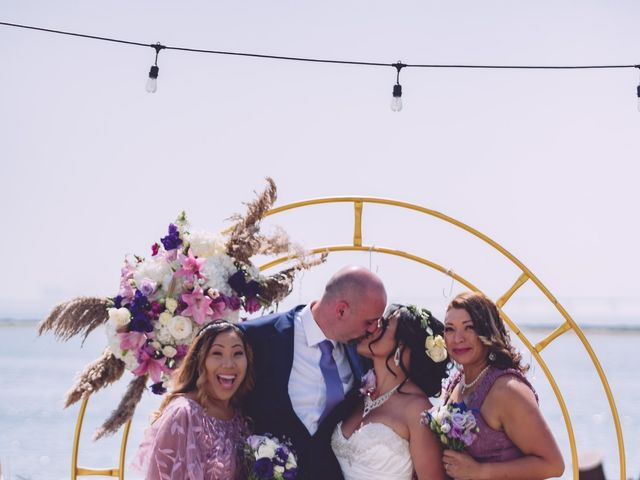 Brian and Jenny's Wedding in Union City, California 23