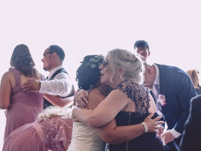 Brian and Jenny's Wedding in Union City, California 25