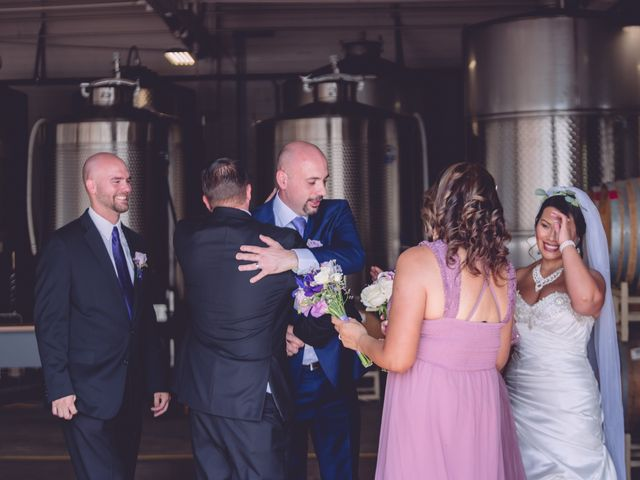 Brian and Jenny's Wedding in Union City, California 26