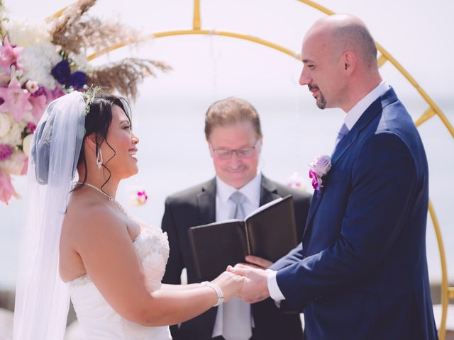 Brian and Jenny's Wedding in Union City, California 33