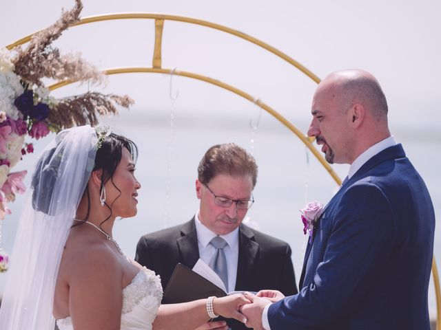 Brian and Jenny's Wedding in Union City, California 35