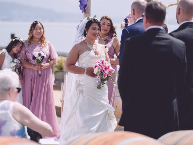 Brian and Jenny's Wedding in Union City, California 39