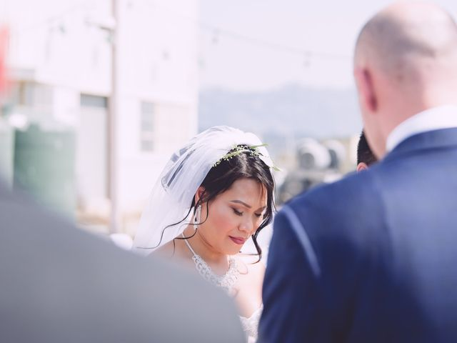 Brian and Jenny's Wedding in Union City, California 42