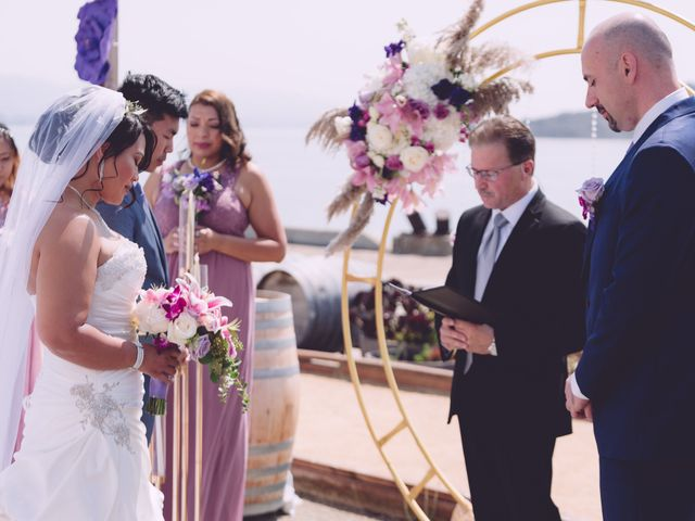 Brian and Jenny's Wedding in Union City, California 43