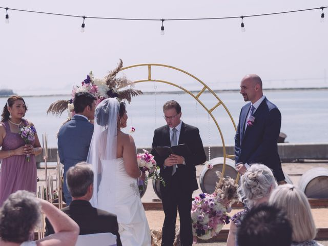 Brian and Jenny's Wedding in Union City, California 44