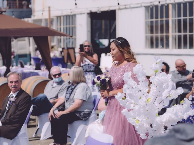 Brian and Jenny's Wedding in Union City, California 45