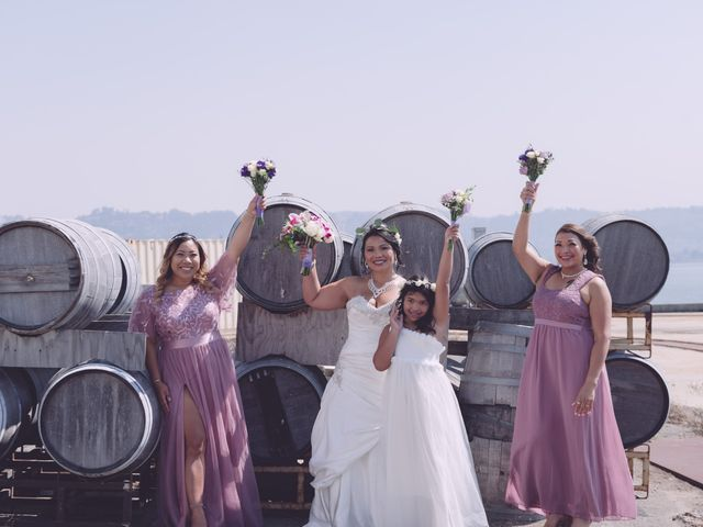 Brian and Jenny's Wedding in Union City, California 57