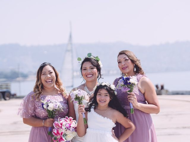 Brian and Jenny's Wedding in Union City, California 58