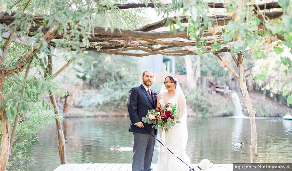 Andrew and Gayle's Wedding in Malibu, California