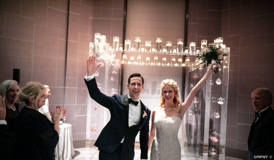 Jon and Caroline's Wedding in New York, New York