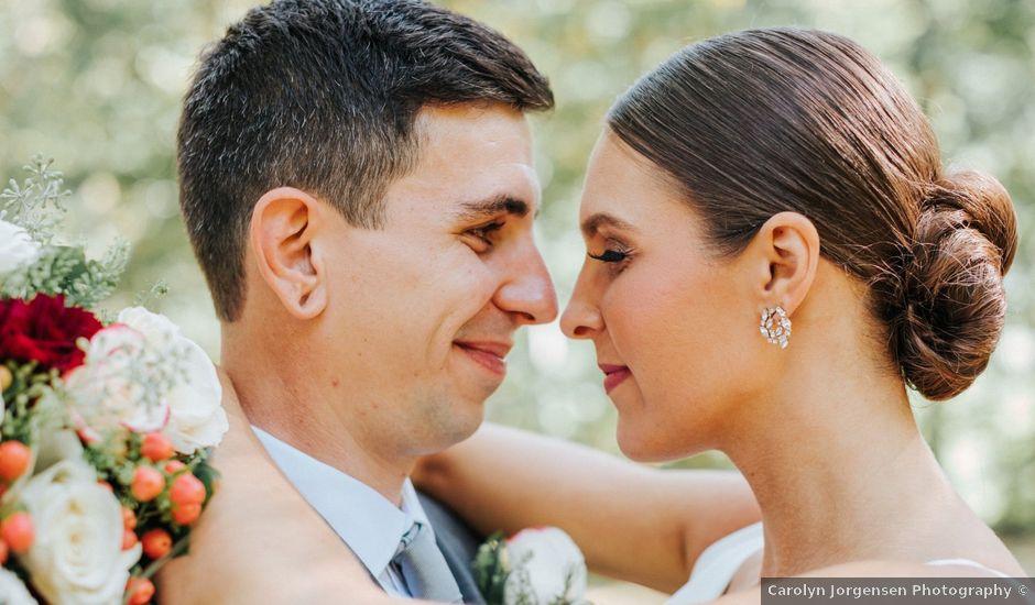 Dave and Ashley's Wedding in Scranton, Pennsylvania