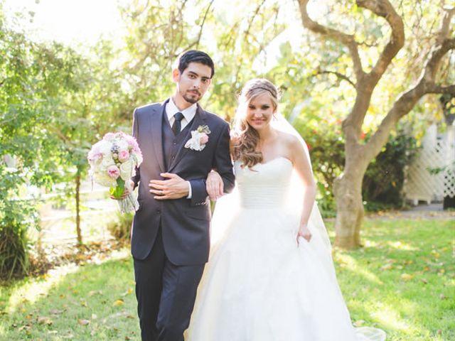 The wedding of Jason and Melissa