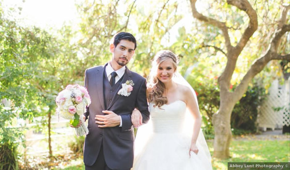 Melissa and Jason's Wedding in San Marcos, California