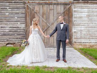 The wedding of Jessie and Houston