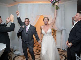 The wedding of Dan Bonder and Ashli Weis 1