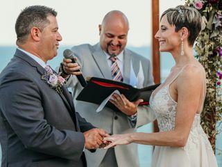 The wedding of Dan Bonder and Ashli Weis 2