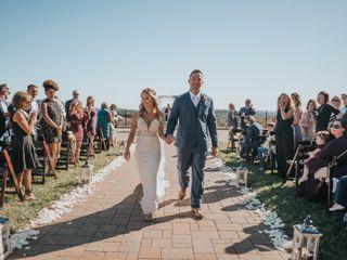 The wedding of Mike and Kayla 2