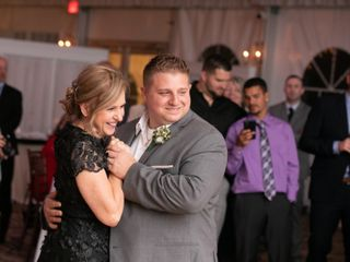 The wedding of Kelly and Ryan 2