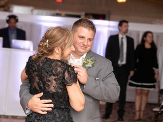 The wedding of Kelly and Ryan 3