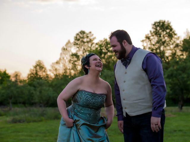 Jake and Amanda's Wedding in Goshen, Ohio 2