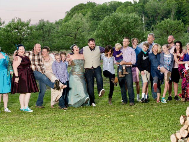 Jake and Amanda's Wedding in Goshen, Ohio 3