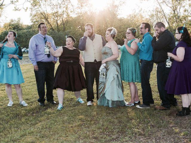 Jake and Amanda's Wedding in Goshen, Ohio 5
