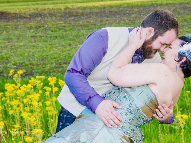 Jake and Amanda's Wedding in Goshen, Ohio 6