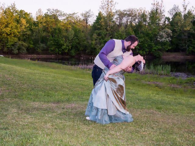 Jake and Amanda's Wedding in Goshen, Ohio 7