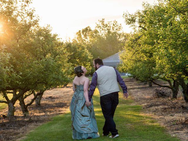 Jake and Amanda's Wedding in Goshen, Ohio 10