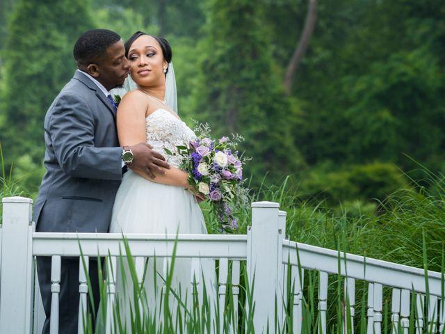 The wedding of Jessica and Leonard