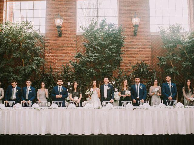 Ieronim and Ligia's Wedding in Detroit, Michigan 17