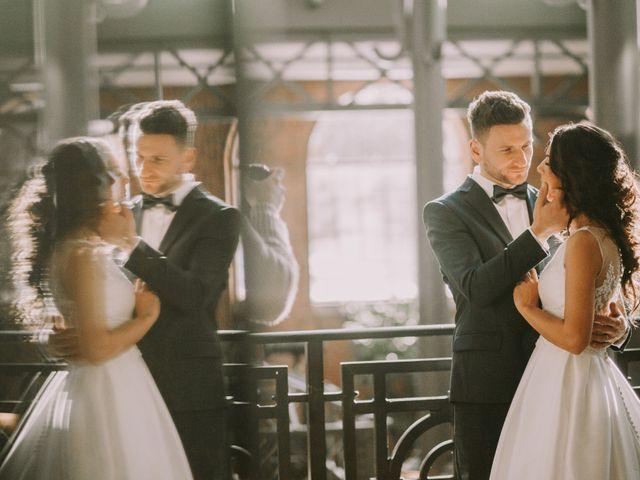 Ieronim and Ligia's Wedding in Detroit, Michigan 24