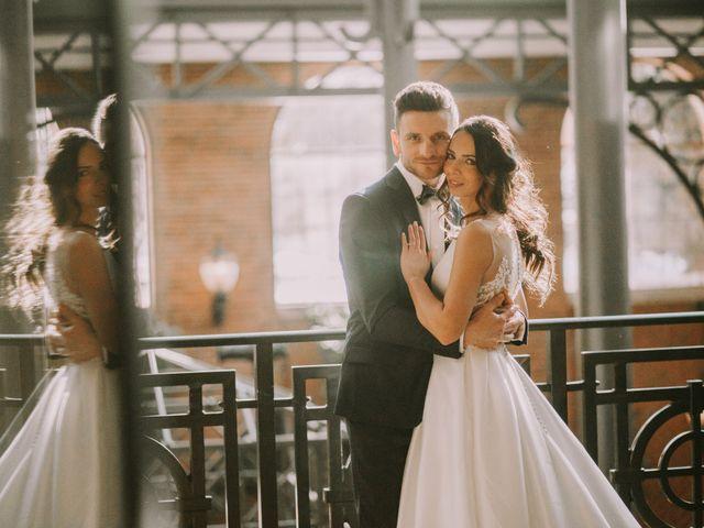 Ieronim and Ligia's Wedding in Detroit, Michigan 25