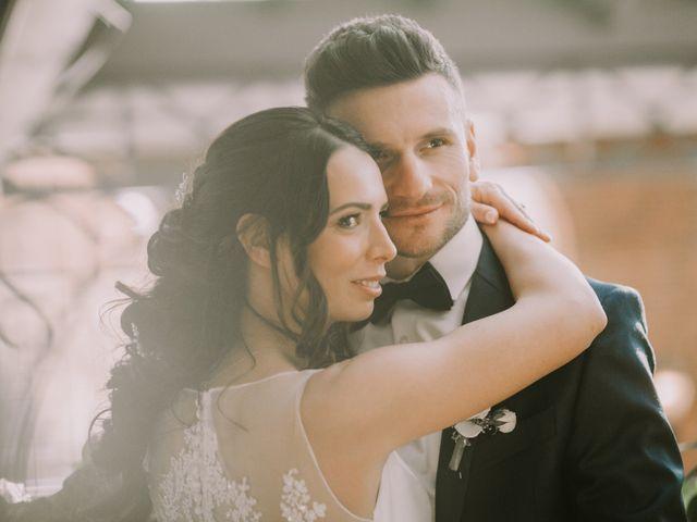 Ieronim and Ligia's Wedding in Detroit, Michigan 26