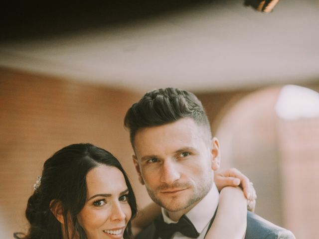 Ieronim and Ligia's Wedding in Detroit, Michigan 29