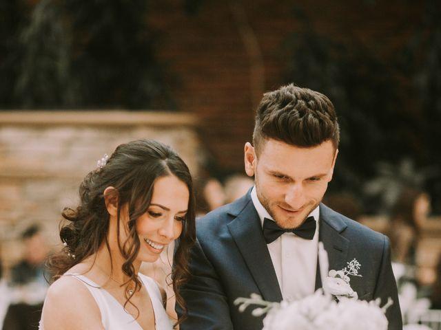 Ieronim and Ligia's Wedding in Detroit, Michigan 34