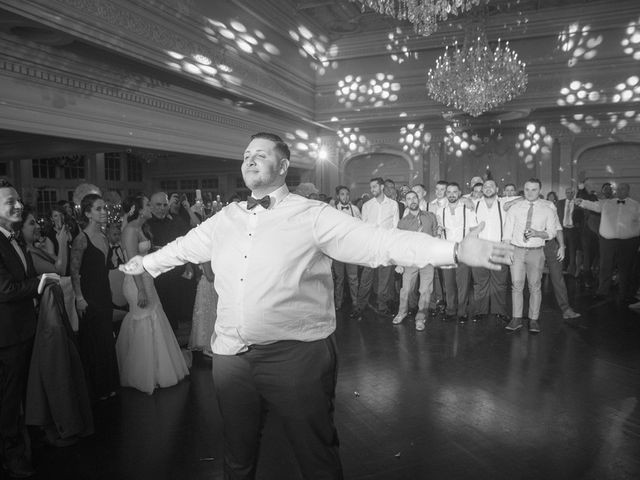 Kim and Anthony's Wedding in Florham Park, New Jersey 3
