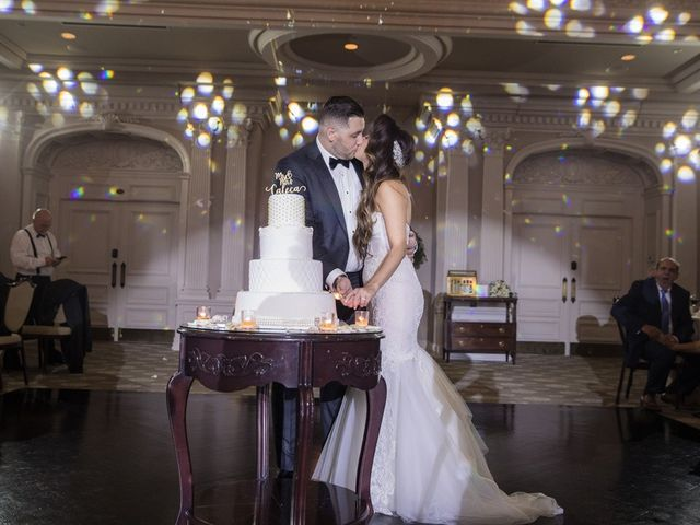 Kim and Anthony's Wedding in Florham Park, New Jersey 6