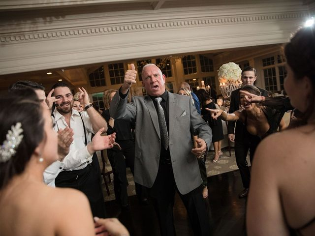 Kim and Anthony's Wedding in Florham Park, New Jersey 8