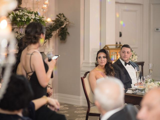 Kim and Anthony's Wedding in Florham Park, New Jersey 14
