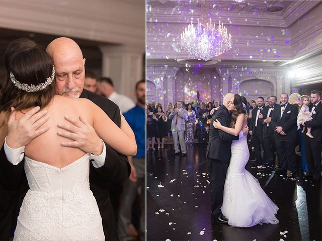 Kim and Anthony's Wedding in Florham Park, New Jersey 17