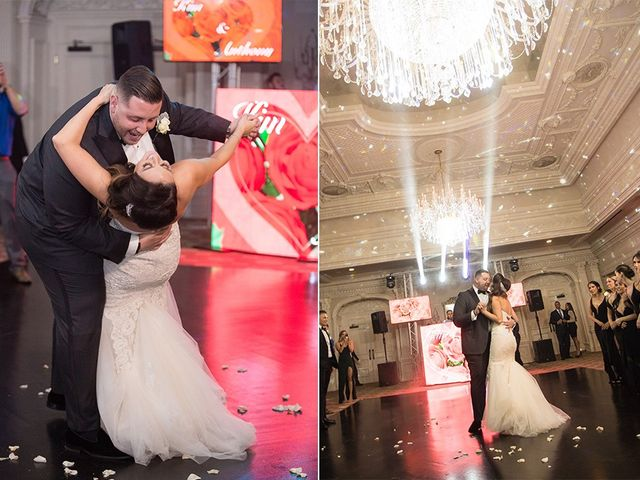 Kim and Anthony's Wedding in Florham Park, New Jersey 18
