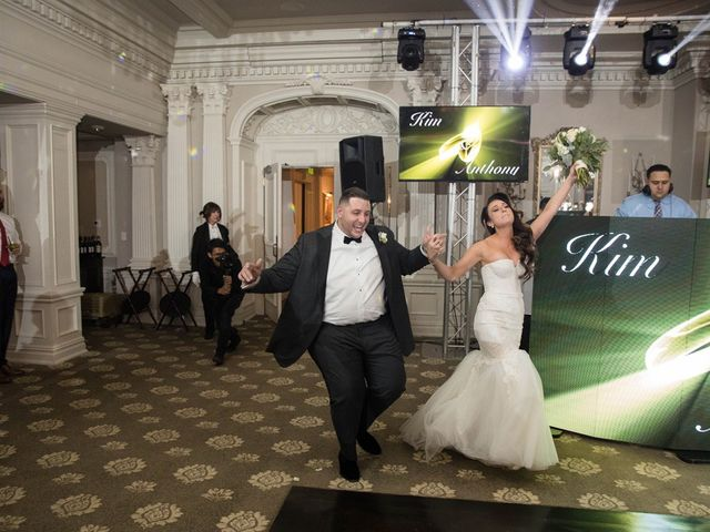 Kim and Anthony's Wedding in Florham Park, New Jersey 20